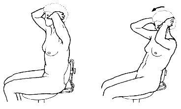 Uvolnění spasmu hlubokých šíjových svalů