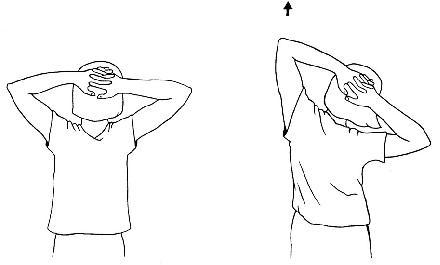 Udržení pohyblivosti ramenních kloubů